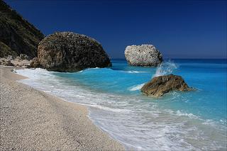 Řecko: dovolená Lefkada